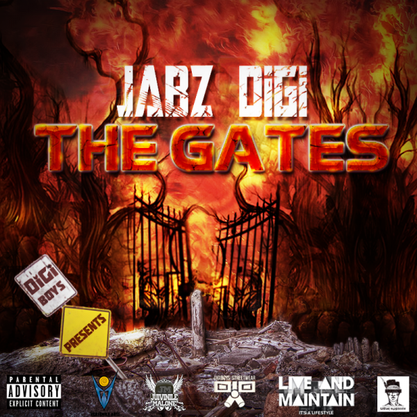 The Gates Front Cover
