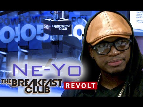 Ne-Yo Talks Getting back to doing R&B but not leaving his Pop fans.