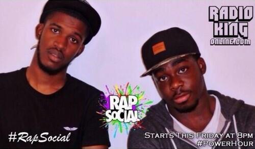 rap social