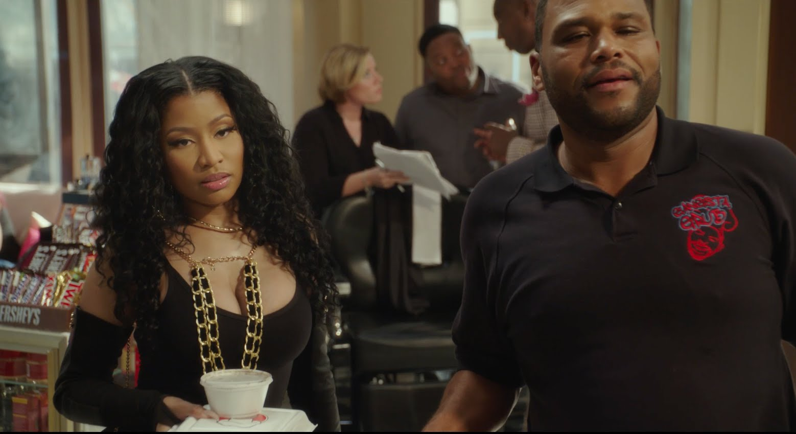 Barbershop 3 : Barbershop 3 The Next Cut Official Trailer - Hardest Bars