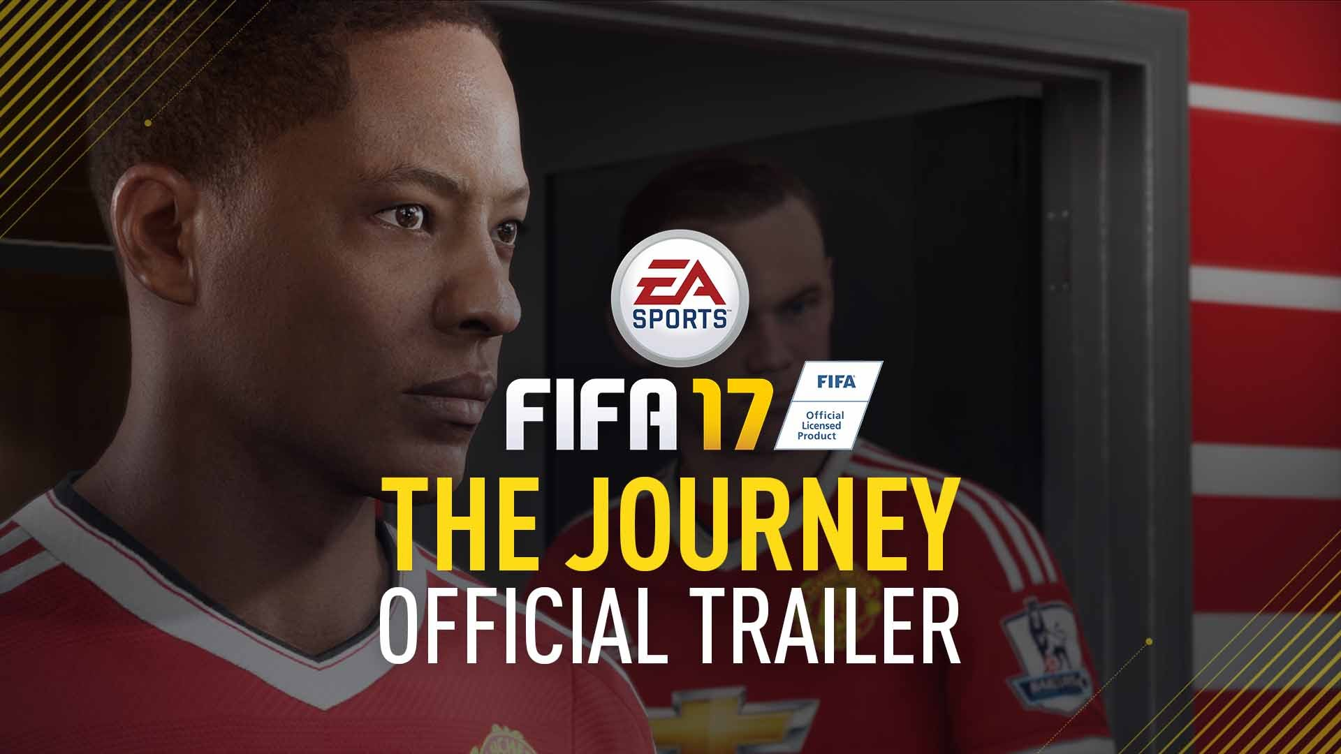 fifa 17 journey mode