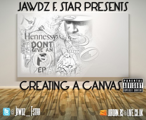 CREATING A CANVAS FRONT COVER
