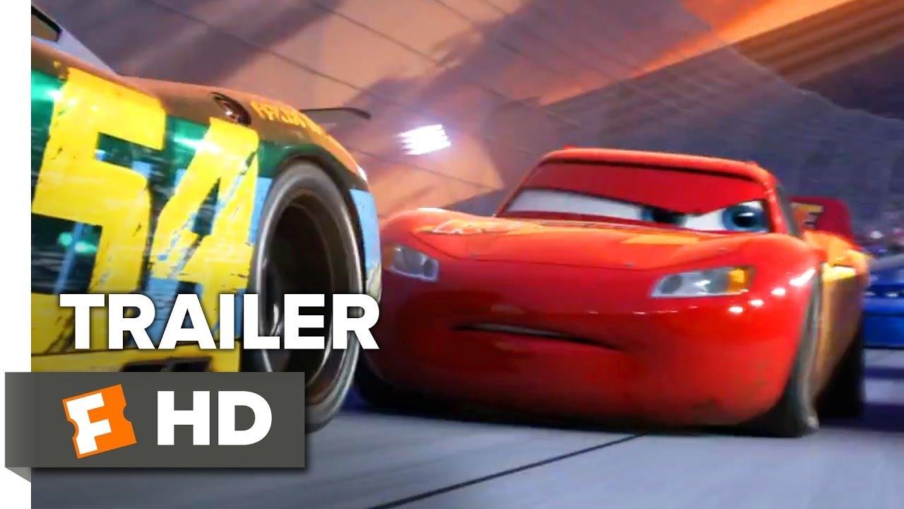 Cars 3 Teaser Trailer 4 Next Generation Hardest Bars